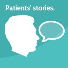 Patient's stories