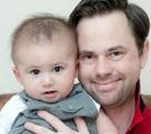 Fathers Day joy for cancer survivor