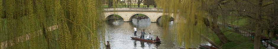 Cambridge scene